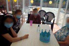 Cumpleaños en Vista Calderona