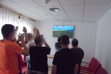 Eurocopa en Xàbia Bella
