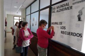 Día Mundial del Alzheimer. Residencia Bonaire