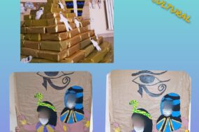 Fiesta egipcia en el CEEM La Torre